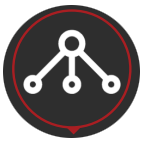 ICT Networking Service Icon